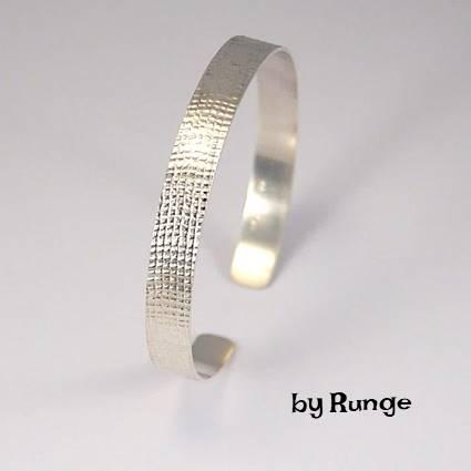Amring struktur - håndlavede smykker