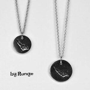 Ærø tags - halskæder og vedhæng - unika smykker